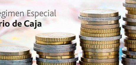 Régimen especial del IVA con criterio de caja